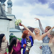 Wedding photographer Mikhail Kuznecov (MikhailKuz). Photo of 02.09.2013