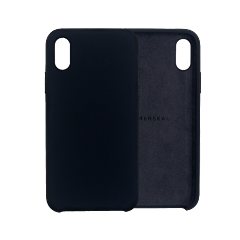 Merskal Soft Cover iPhone Xs Max - Black