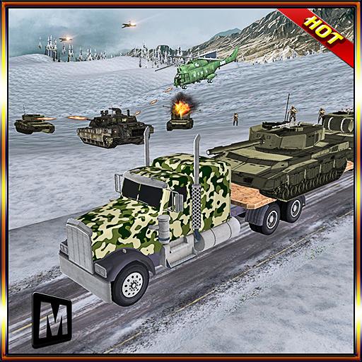 陸軍戰場運輸3D 動作 App LOGO-APP試玩