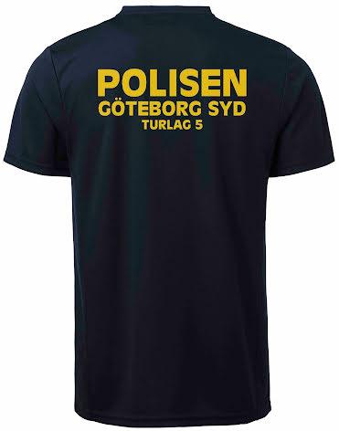 Funktions T-shirt GÖTEBORG SYD TUR 5