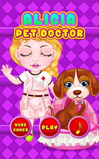 Pets Doctor - Kid Games