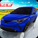 C-HR Toyota Suv Off-Road Driving Simulator Game icon