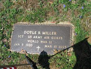 Photo: Miller, Doyle R.