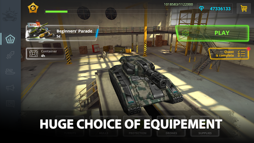 Télécharger Tanki Online - PvP tank shooter mod apk screenshots 4