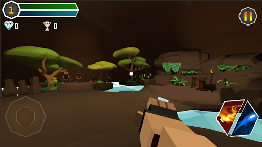 Dungeon Survivor Shooter  captures d'écran 1