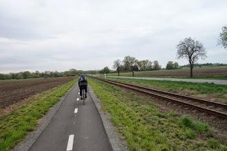 Photo: podél trati na Olomouc