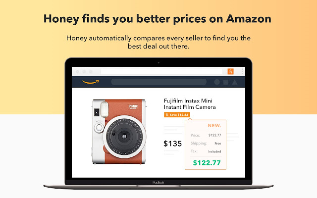 Honey chrome web store automatically find and apply coupon codes when you shop online fandeluxe Images