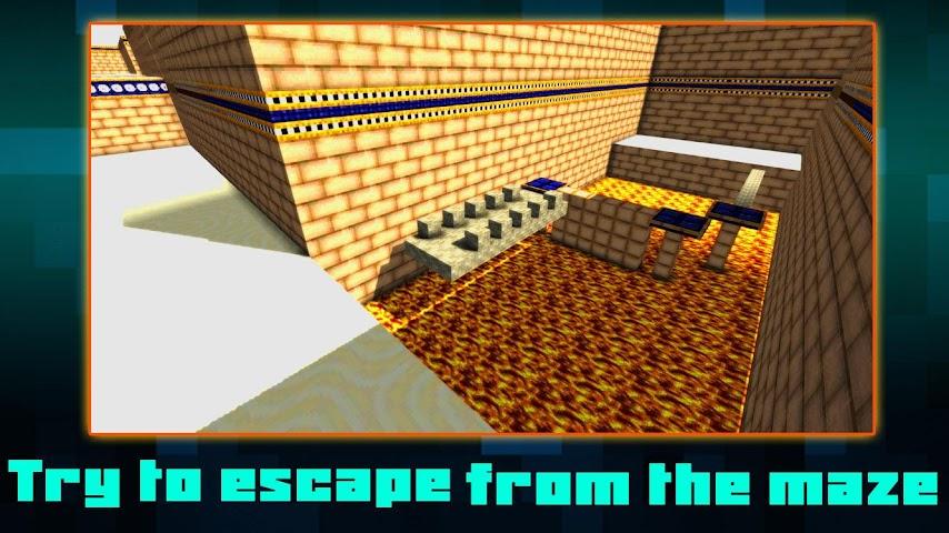android Maze Climb Craft: Build Block Screenshot 2