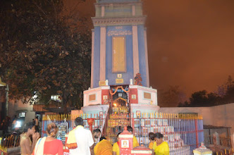 Photo: Sri Rama Sthupam established by HH Sri Pedda Jeeyar Swamiji - Bheeshma Ekadasi, Sahasra Tulasi Srinivasam (Tirupati Tirumala, AP, India - 2012 Feb 3)