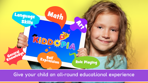 Kiddopia - Preschool Learning Games apkmr screenshots 3