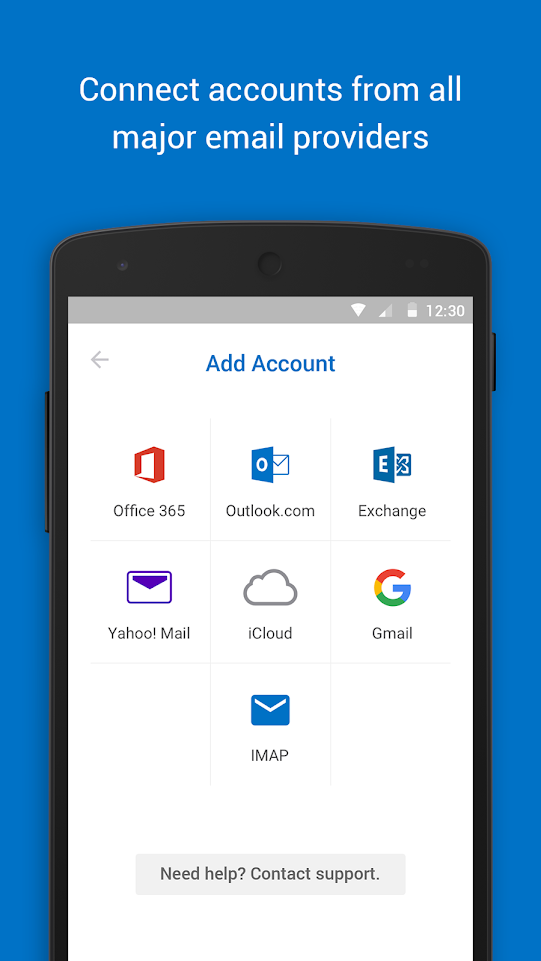 9 Best Exchange Email Apps For Android – Microsoft Exchange On Android   Drippler - Apps, Games, News, Updates & Accessories
