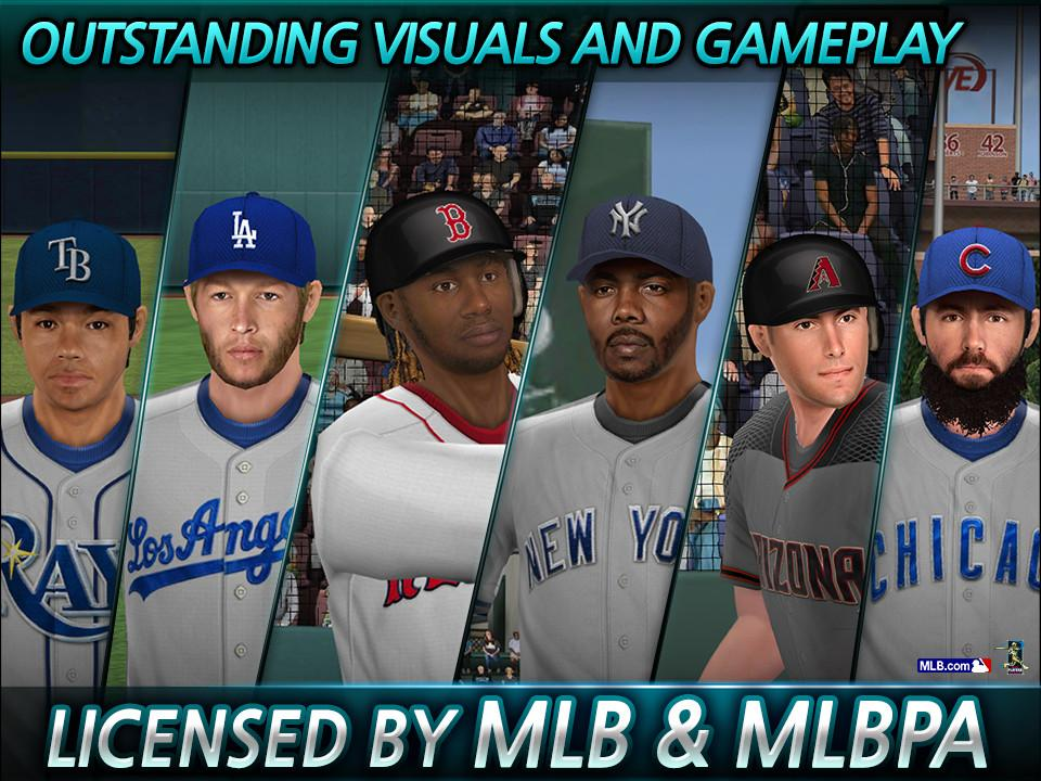 MLB 9 Innings 17- screenshot