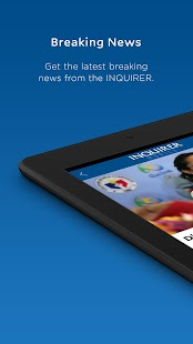 Inquirer Mobile- screenshot thumbnail