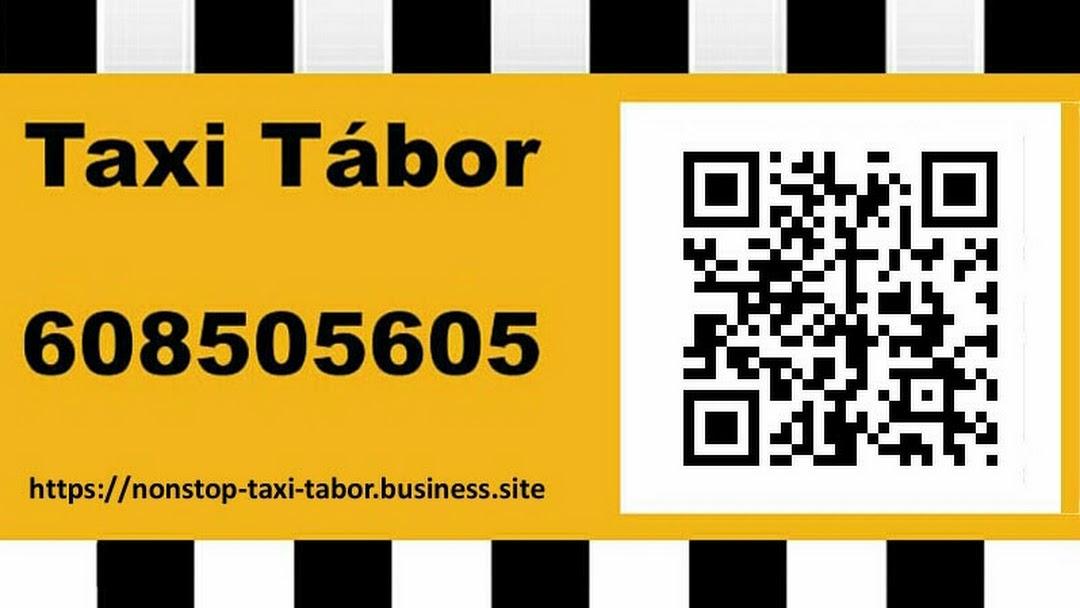 mobilní web taxi Tábor