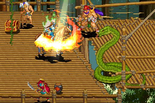 Code Triche Dragon of the Three Kingdoms_L APK MOD screenshots 2