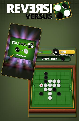 玩免費棋類遊戲APP|下載Reversi Versus app不用錢|硬是要APP