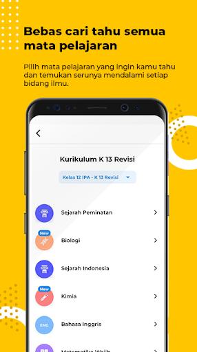 Zenius - Belajar Online android2mod screenshots 2