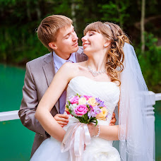 Wedding photographer Aleksey Lukancov (Kaban1972). Photo of 16.06.2014