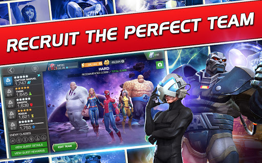 Marvel Contest of Champions Apk 1