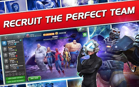Marvel Contest of Champions Mod APK Download Unlimited (Skills ,Mod) For Andriod 1