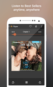 Audible for Android v1.10.1