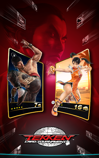 Tekken Card Tournament (CCG)