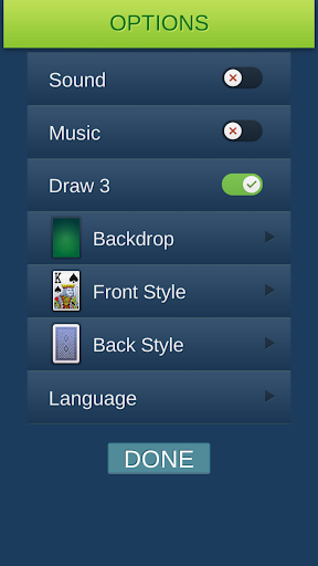 Solitaire Card Game modavailable screenshots 7