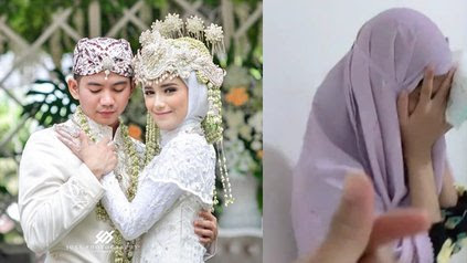 6 Potret Nadya Mustika Dapat Kejutan Wedding Anniversary dari Rizki DA, Langsung Tersipu Malu Sambil Tutup Wajah Pakai Pampers Anak - KapanLagi.com