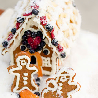 The Healthy Gingerbread House.