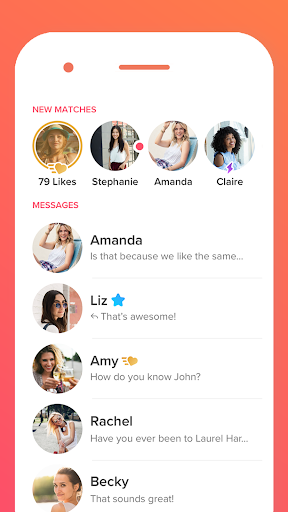 Tinder app (apk) free download for Android/PC/Windows screenshot