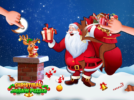 Christmas Jigsaw Puzzle - Crazy Fun Games for PC