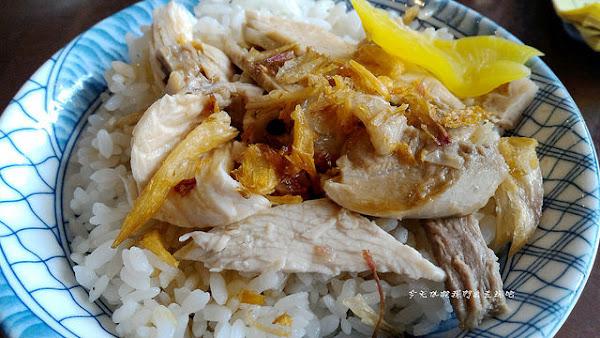 大同火雞肉飯。片狀的火雞肉滿滿鋪在上面吃完很滿足