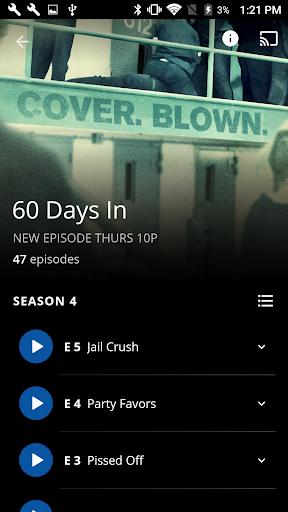 A&E - Watch Full Episodes of TV Shows screenshot 3
