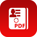 Contacts To PDF converter icon
