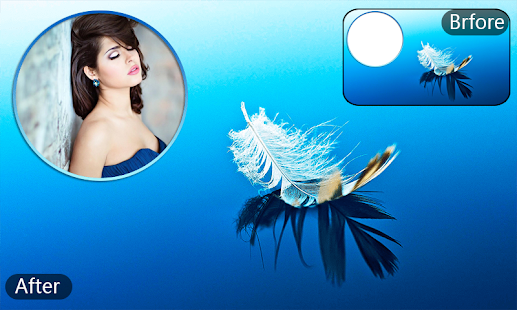Feathers HD Photo Frames - náhled