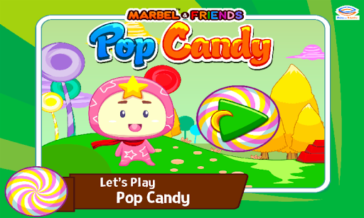 Marbel Pop Candy