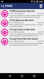 LYNX See & Say Screenshot