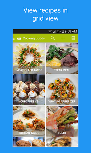 Cooking Buddy - mPOINTS