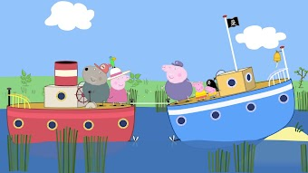 Polly's Boat Trip / Delphine Donkey