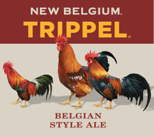Logo of New Belgium Trippel