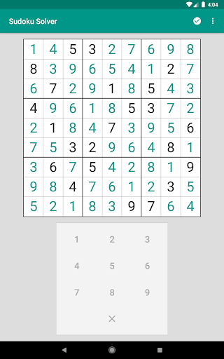 sudoku solver by okaycode google play united states searchman