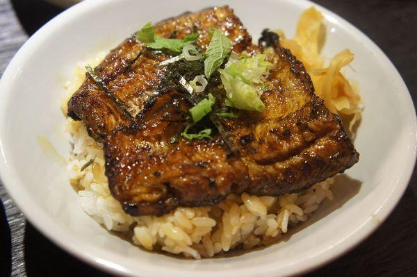 『室町鰻丼三吃.丼料理』~不用飛名古屋也吃的到鰻魚丼三吃!