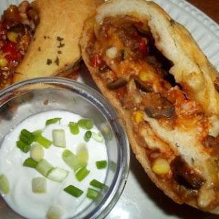Mexican Stromboli - Cass's Way.