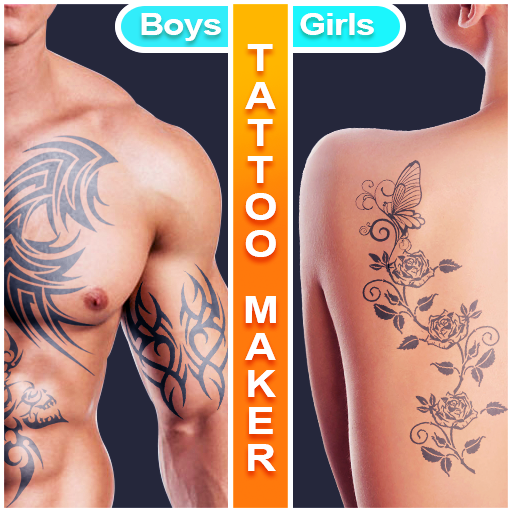 Tattoo Maker - Boys And Girls