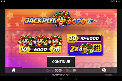jackpot 6000 - 3