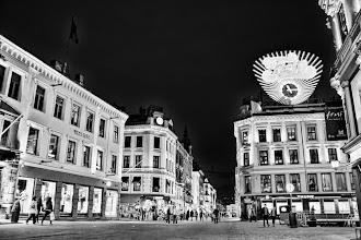 Photo: Day 239 / June 7, 2012 Black & White Carl Johan Street in Oslo, Norway  ノルウェーの首都オスロのカール・ヨハン通り カラフルな通りを白黒にしてみました #creative366project