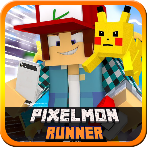 Pixelmon Runner file APK for Gaming PC/PS3/PS4 Smart TV