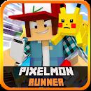 Pixelmon Runner file APK Free for PC, smart TV Download
