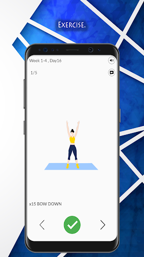 Height Increase and Exercise to lose weight App Report on Mobile