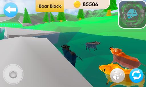 Sim Zoo - Wonder Animal 1.1.0 screenshots 4